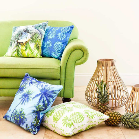 Cotton Bright and Tropical Cushions | Penelope Hope