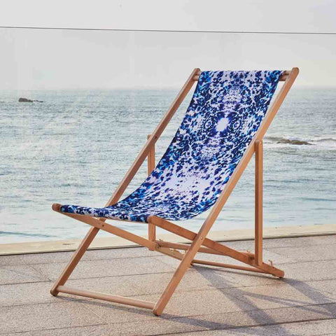 Mesmerise Deckchair by Penelope Hope