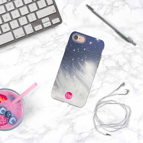 Cosmic Sky Phone Case for iPhone by Penelope Hope
