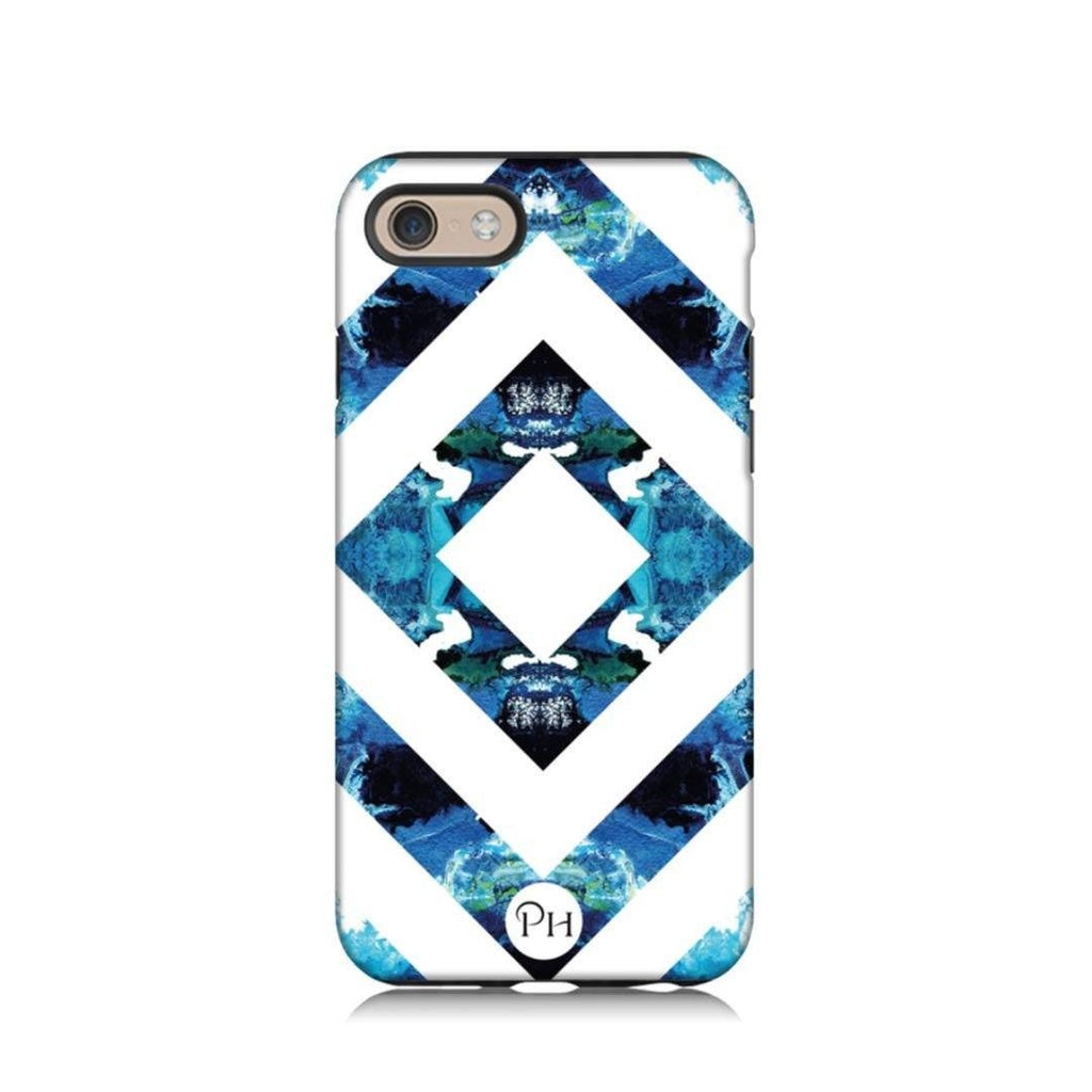 Plunge Diamond Phone Case by Penelope Hope