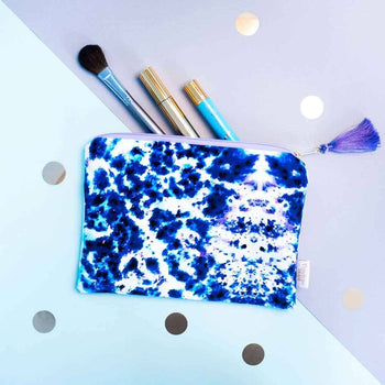 Mesmerise watercolour Pouch by Penelope Hope