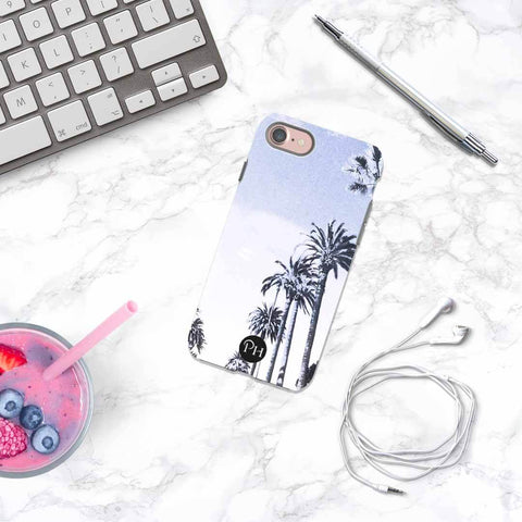Sunset Palms Phone Case by Penelope Hope