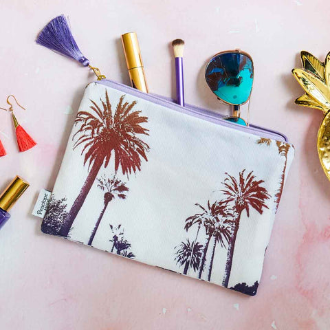 Sunset Boulevard Colourwash Pouch