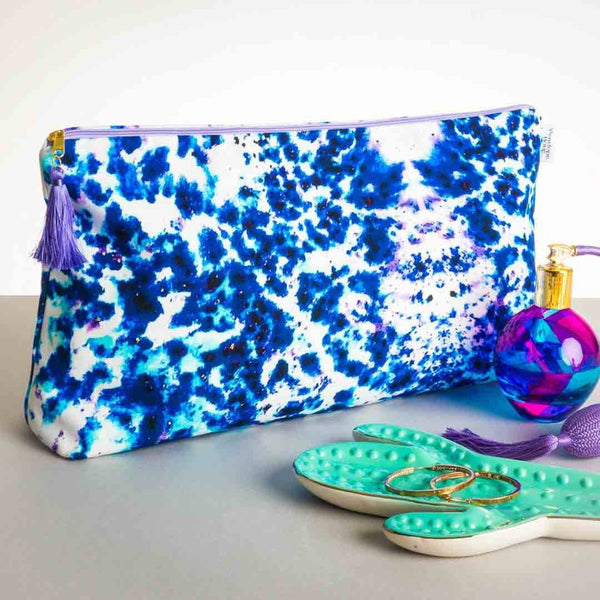 Mesmerise watercolour wash bag | Penelope Hope