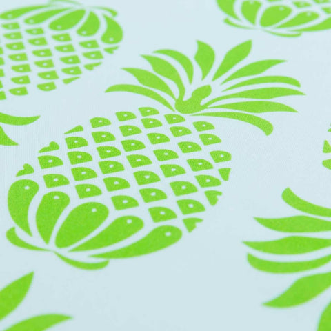 Pina Colada ~ Green | Fabric