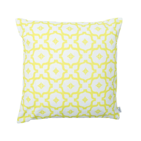 Taha'a ~ Chartreuse | Cushion