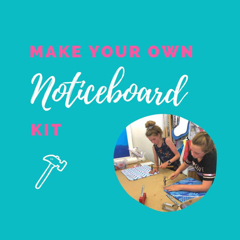 Make Your Own Noticeboard Kit