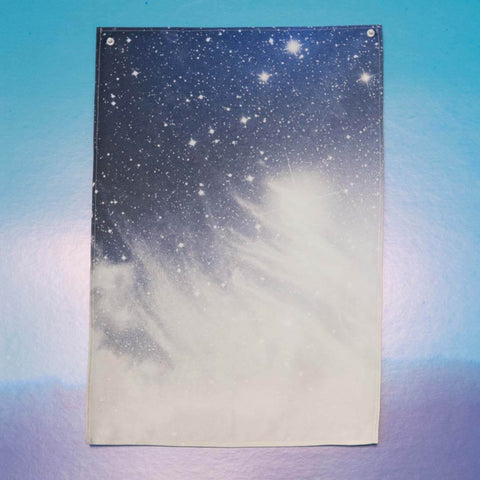 *SAMPLE* Cosmic Sky Tea Towel