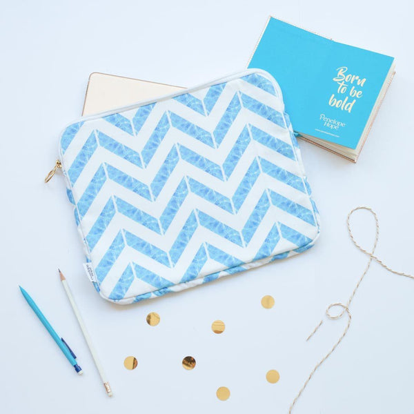 Let's Take a Dip! Pool Blue Tablet Case