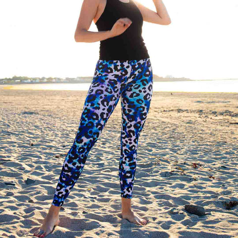 Mid-rise Leggings - Full length