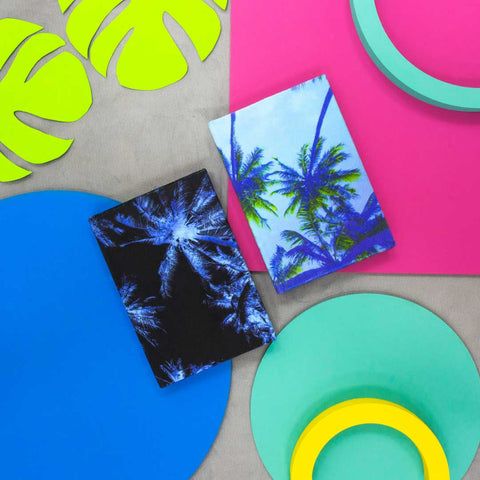 Palm Sky A6 Notebooks