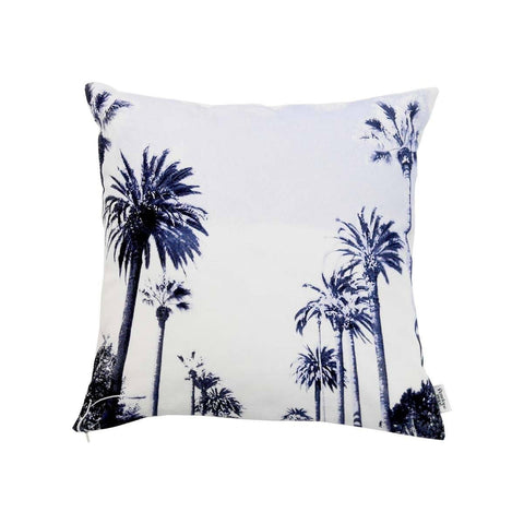 Sunset Boulevard Palm Tree Cushion | Penelope Hope