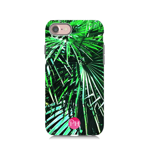 Palm Leaf Phone Case by Penelope Hope