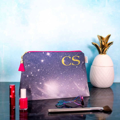 Cosmic Sky 'Weekend Away' Wash Bag