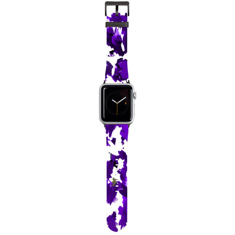 Violet Storm Purple Apple Watch Strap