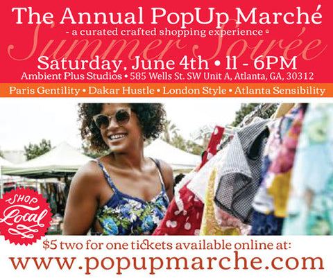 pop-up marche