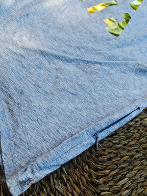 Zipper Pocket Detail - Yoga Tank