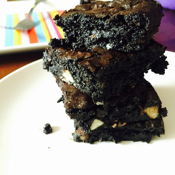 Midnight Fudge Brownies