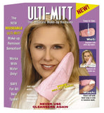 Ulti-Mitt: The Ultimate Chemical FREE Make-Up Remover: 3 Pack ( On Backorder until April 15)
