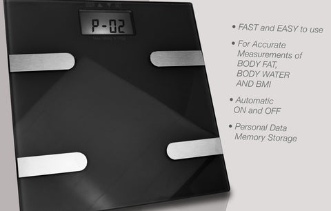 Body Fat and BMI Scale by YouMedics