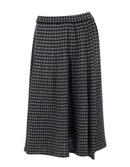 Manuelle Guibal Gingham Skirt
