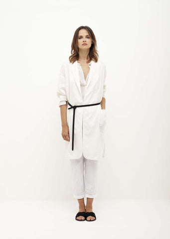 Pomandere White Trousers