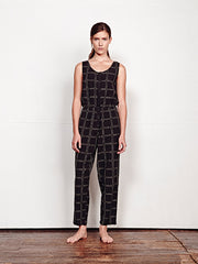 Ace & Jig Jumpsuit Black Magic