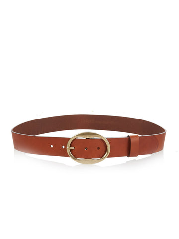 Isabel Marant Etoile Carl Brown Belt