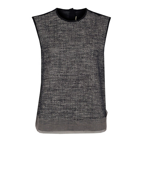 Hache Sleeveless Top