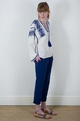 Pomandere Blue Trousers