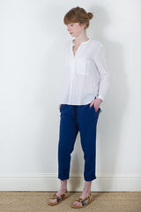 Pomandere Cotton and Linen Shirt