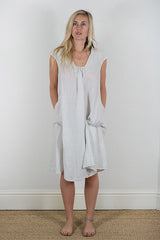 Manuelle Guibal Mini Robe Deb Zik in Coco