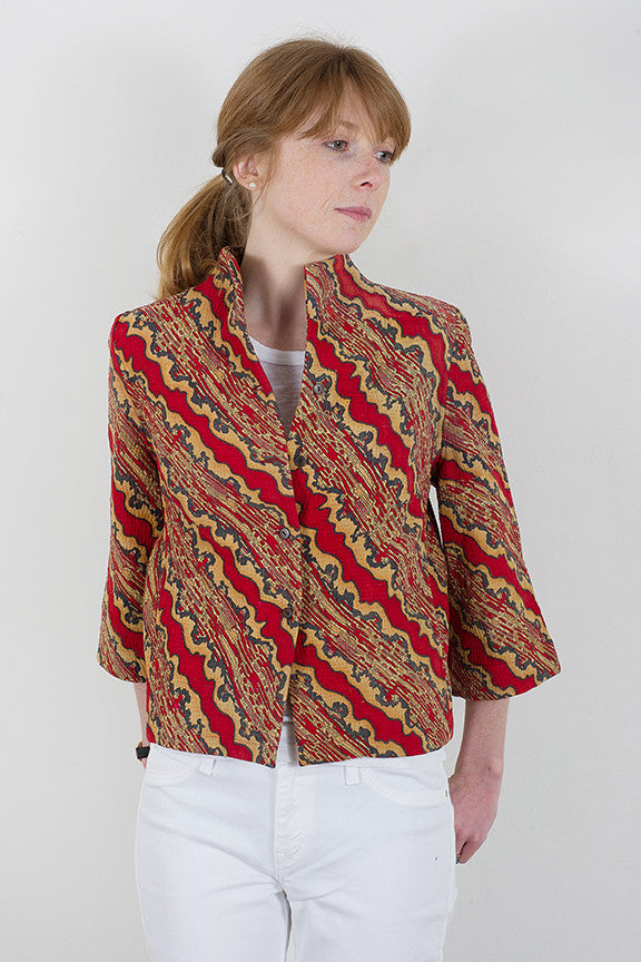 Raga Design Dee Red Jacket