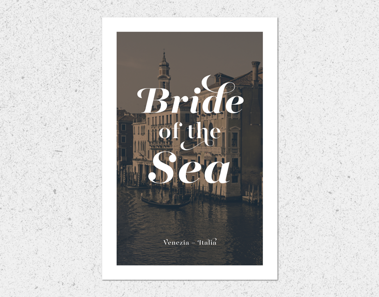 Bride of the Sea