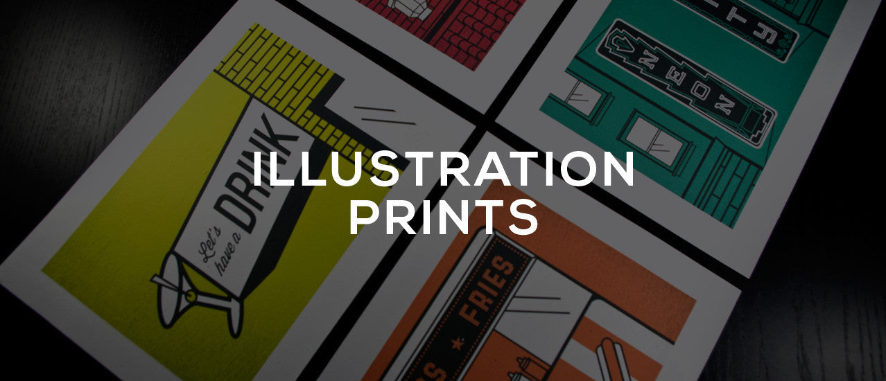 Illustration Prints