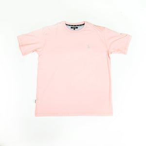 "Open image in slideshow, DLAB ""Cotton Candy"" Embroidered Logo Tee"