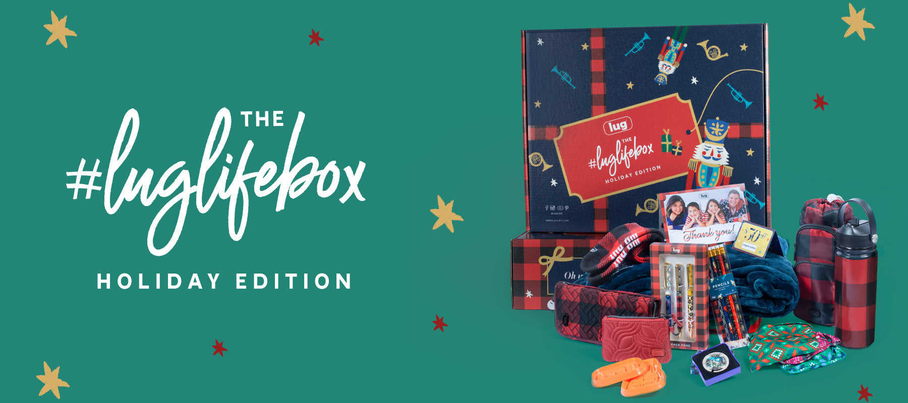 LuglifeBox Holiday Edition