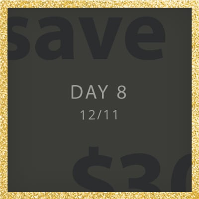 Day 8 deal