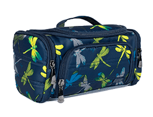 Mini Trolley - Dragonfly Navy