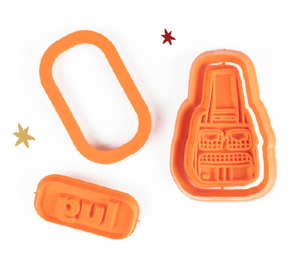 Lug Cookie Cutters