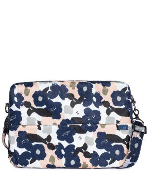 Delta laptop bag in Floral Multi