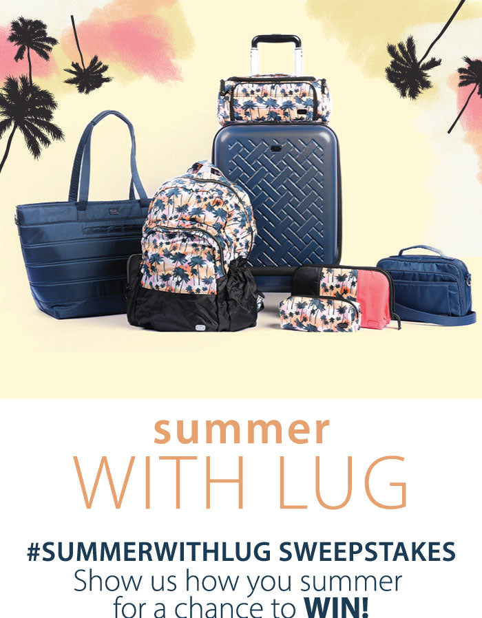 #summerwithlug Sweepstake