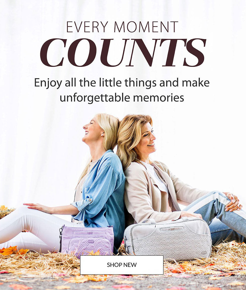 Every moment counts fall campaign