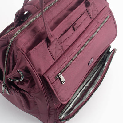 Via Travel Convertible Overnight Bag