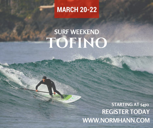 Tofino Surf Weekend
