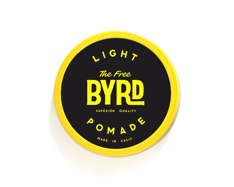 Byrd Light Pomade 1oz