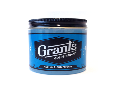 Grant's Golden Brand Pomade Medium Blend