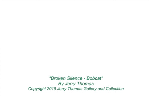 """Broken Silence"" - Signed Card"