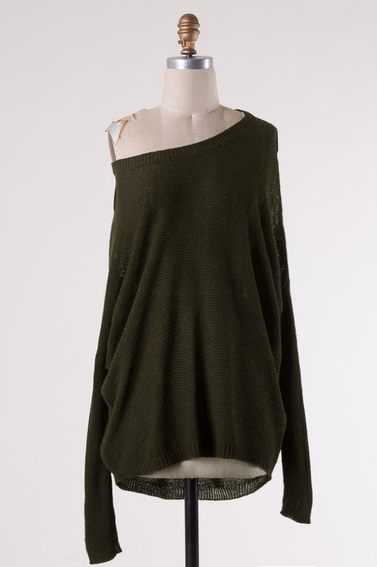 Kinsley Sweater in Olive