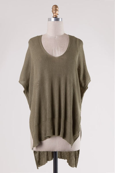 Kathleen Blouse in Olive
